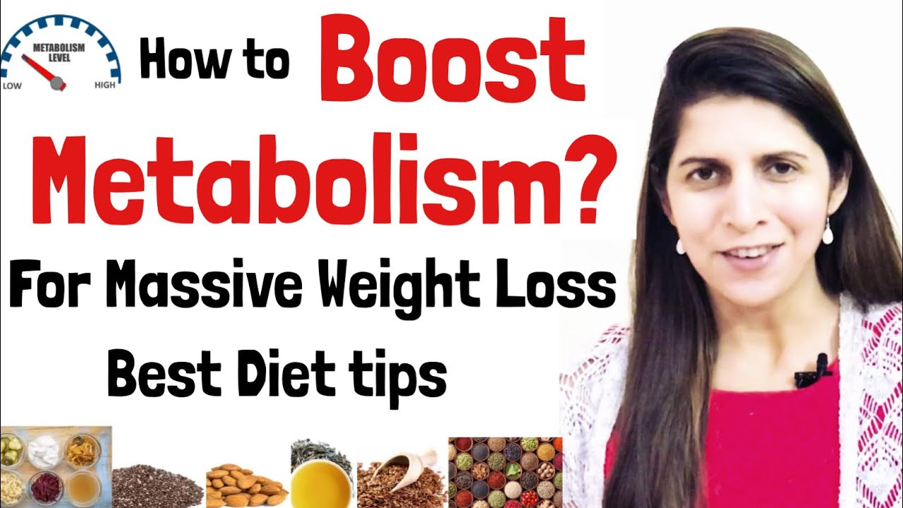 Slow diet for loss metabolism weight best