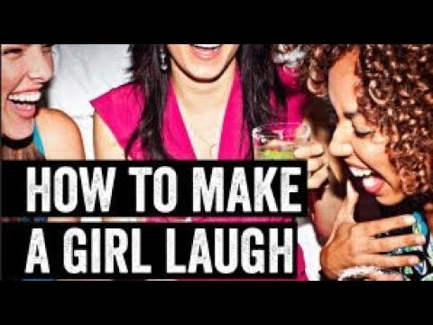 how to make a girl laugh in a text