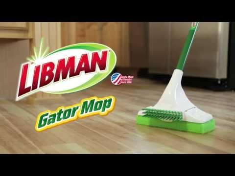 Libman Nitty Gritty 174 Roller Mop Doovi
