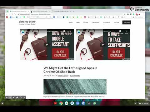 """""""Tab Groups"""" in Google Chrome - First Look (VERY Basic Stuff!)"""