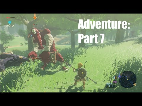 The legend of Zelda: Breath of the Wild - Adventure Part 7 - Bash Kala Shrine/Dueling Peaks Tower