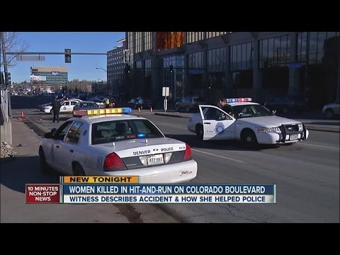 Eyewitness describes hit-and-run on Colorado Boulevard