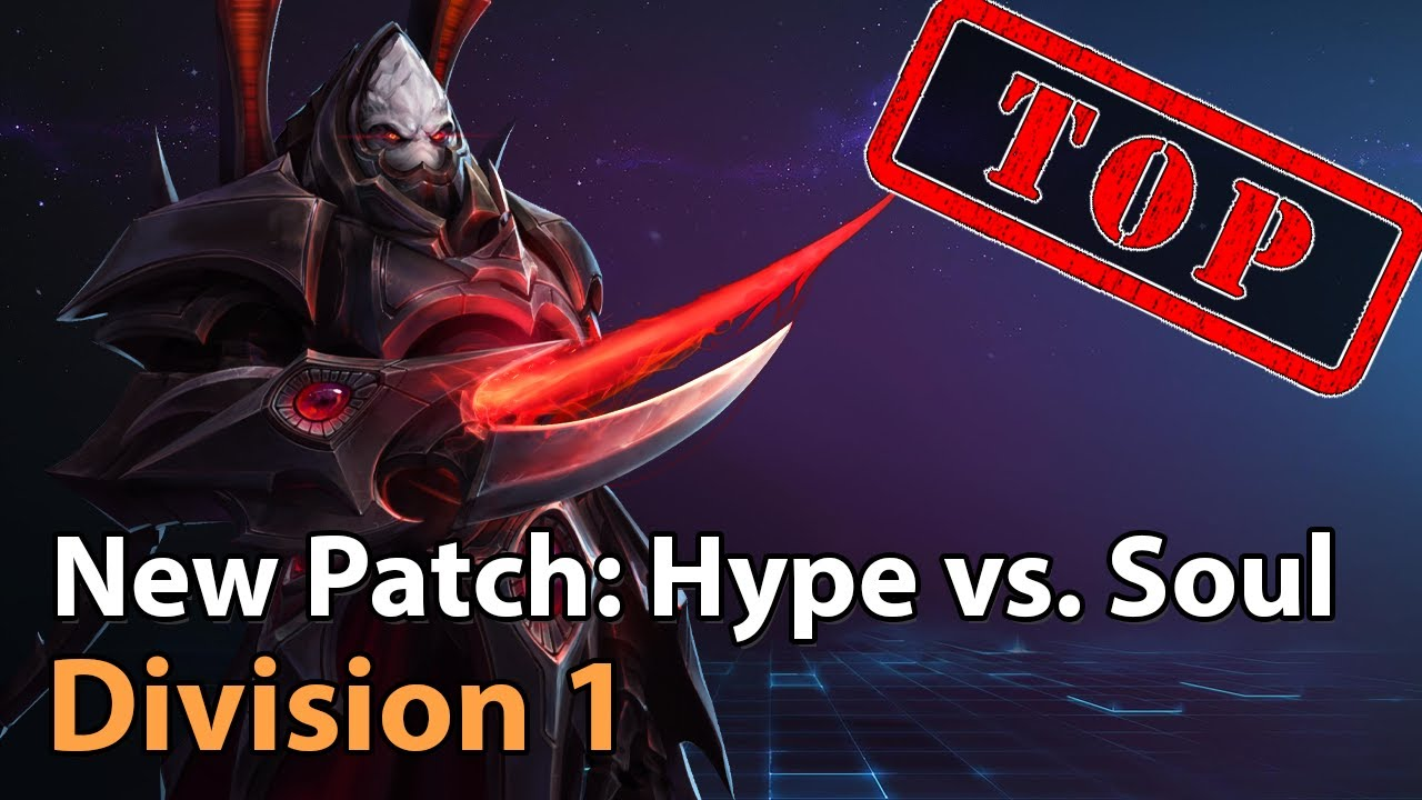 ► New Patch: HYPE vs. Team Soul - Division 1 - Heroes of the Storm Esports