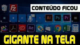 FIZ BESTEIRA! [ ZOOM NO WINDOWS 10 ]