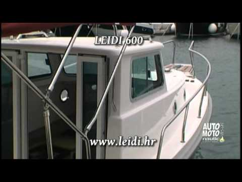 Leidi 600  - A boat for every occasion - Fischerboot - Boot - Boote - Schiff