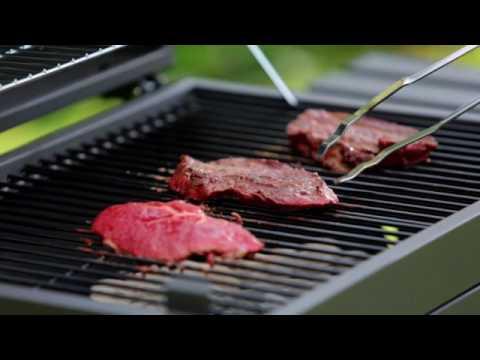Tepro Toronto Holzkohlegrill Uk : Tepro grillwagen atlanta youtube