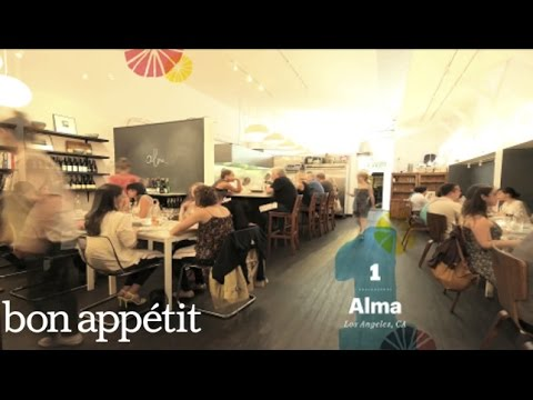 Alma: The #1 Best New Restaurant in America 2013