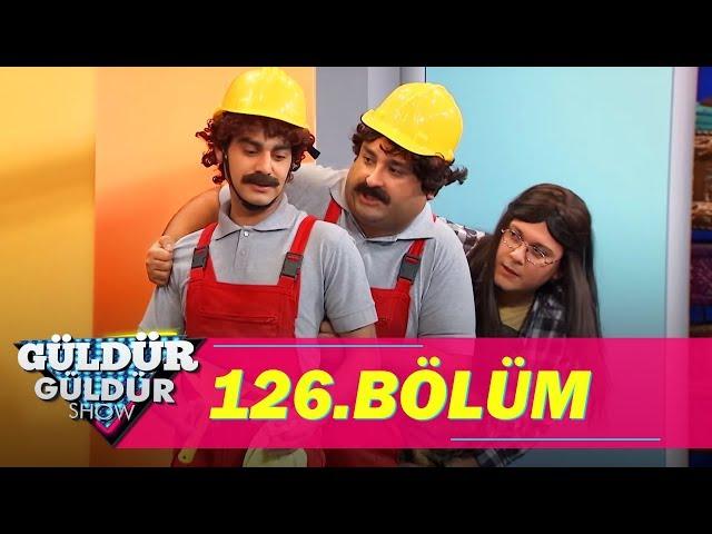 Güldür Güldür Show 126. Bölüm Full HD Tek Parça