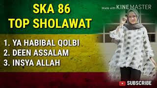 Gambar cover Top SKA 86 FULL ALBUM SHOLAWAT SABYAN VERSI REGGEA 2018