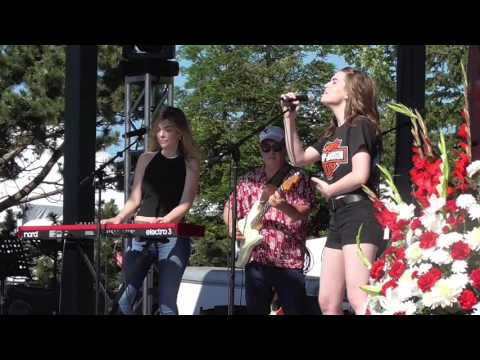 One More Girl  Maybe  Live Concert  Canada Day  2017 @ Cloverdale, Surrey B.C.