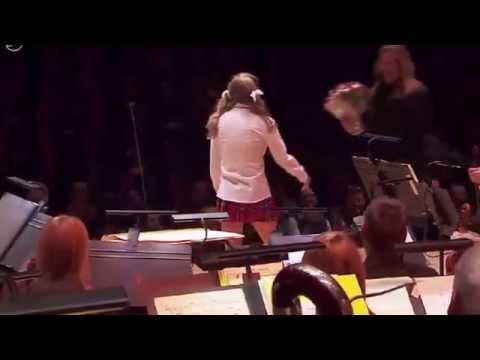 Barbara Hannigan Gets Crazy at Ojai Music Festival