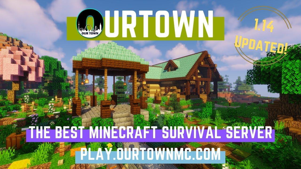 Top 1 14 4 Minecraft Servers