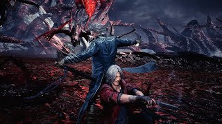Devil May Cry 5 - Dante vs Vergil (Dante Must Die)(with a little editing)