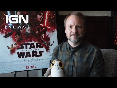 Star Wars: The Last Jedi Director Reveals SPOILERISH Cameos - IGN News