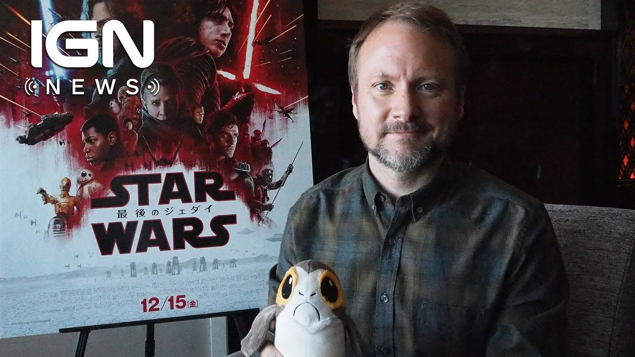 Star Wars: The Last Jedi Director Reveals SPOILERISH Cameos – IGN News