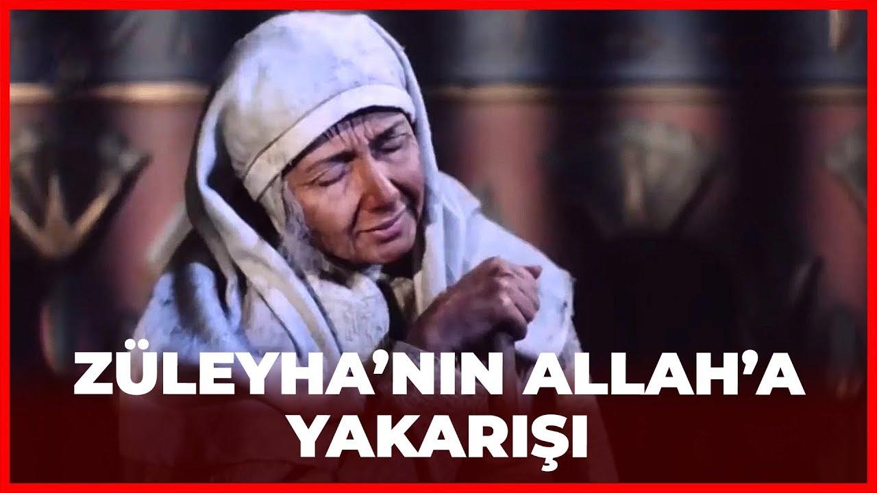 Züleyha Allah'a İbadet Ediyor - Hz. Yusuf 14. Bölüm