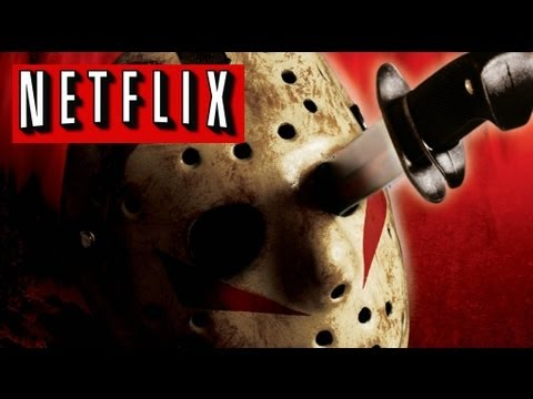 Friday the 13th sequels back on Netflix Streaming in High Definition