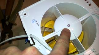видео Вентилятор для вытяжки на кухне