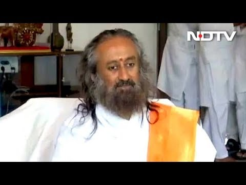 "Sri Sri Ravi Shankar On Ayodhya Verdict: ""Wholeheartedly Welcome Historic Judgement"""