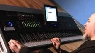 Jordan Rudess - Korg Oasys pt.1