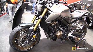 2020 Honda CB650 SC Project Exhaust - Walkaround Tour