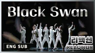 [ENG SUB]뮤비감독의 BTS(방탄소년단) - Black Swan(블랙스완) 리액션(Reaction)