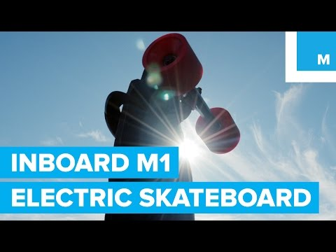 Inboard M1: First Ride | Mashable