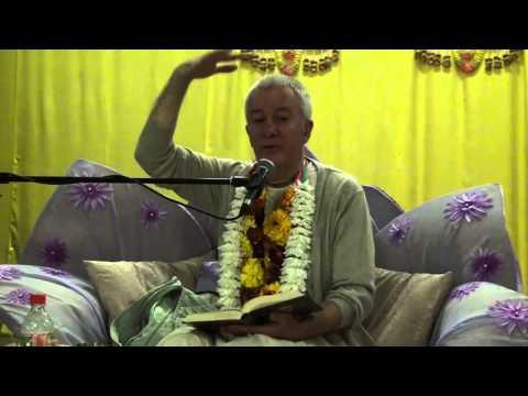 Шримад Бхагаватам 4.8.34 - Чайтанья Чандра Чаран прабху