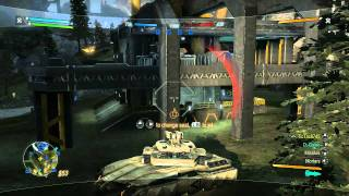 Section 8: Prejudice - Multiplayer Demo Gameplay Xbox 360