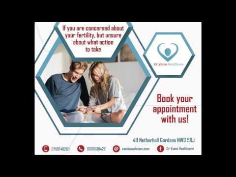 Vania Healthcare  Women´s Clinic  Hampstead    London
