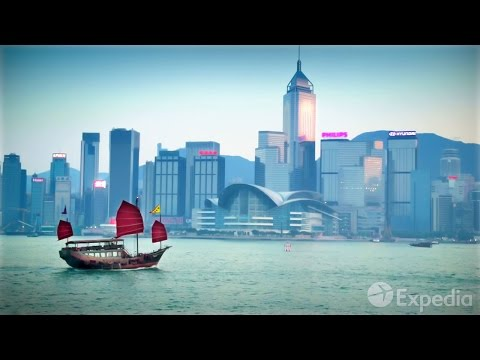 Hong Kong:  Video Travel Guide | Expedia Asia