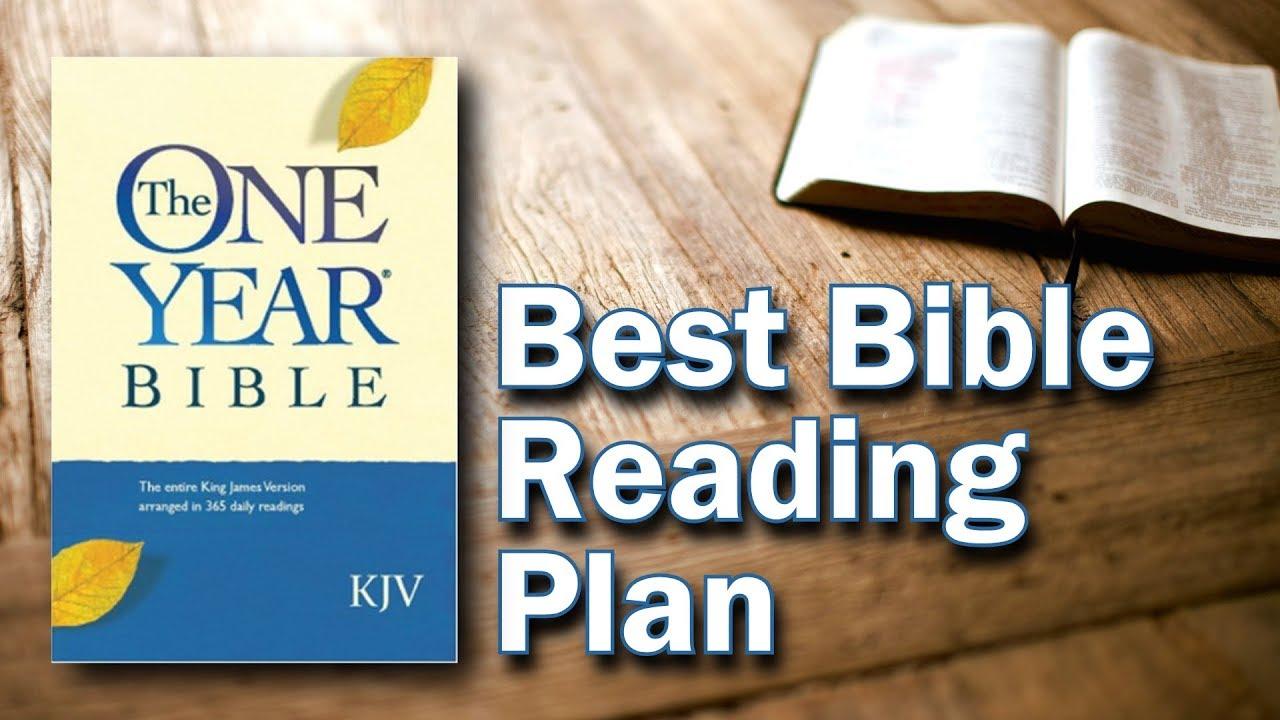 Best Bible Reading Plan - 1 Year Bible Reading Plan - #OneYearBible ...