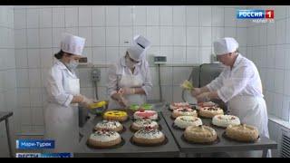 Торговля, общественное питание и производство развиваются в Мари-Турекском райпо
