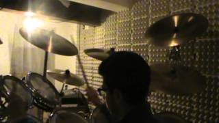 Genesis - Me and Sarah Jane (Live) Drum-cover.