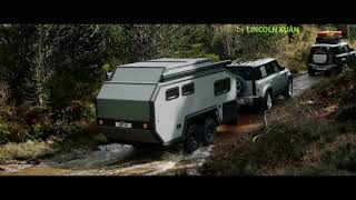 New Land Rover Defender – Capability Test drive