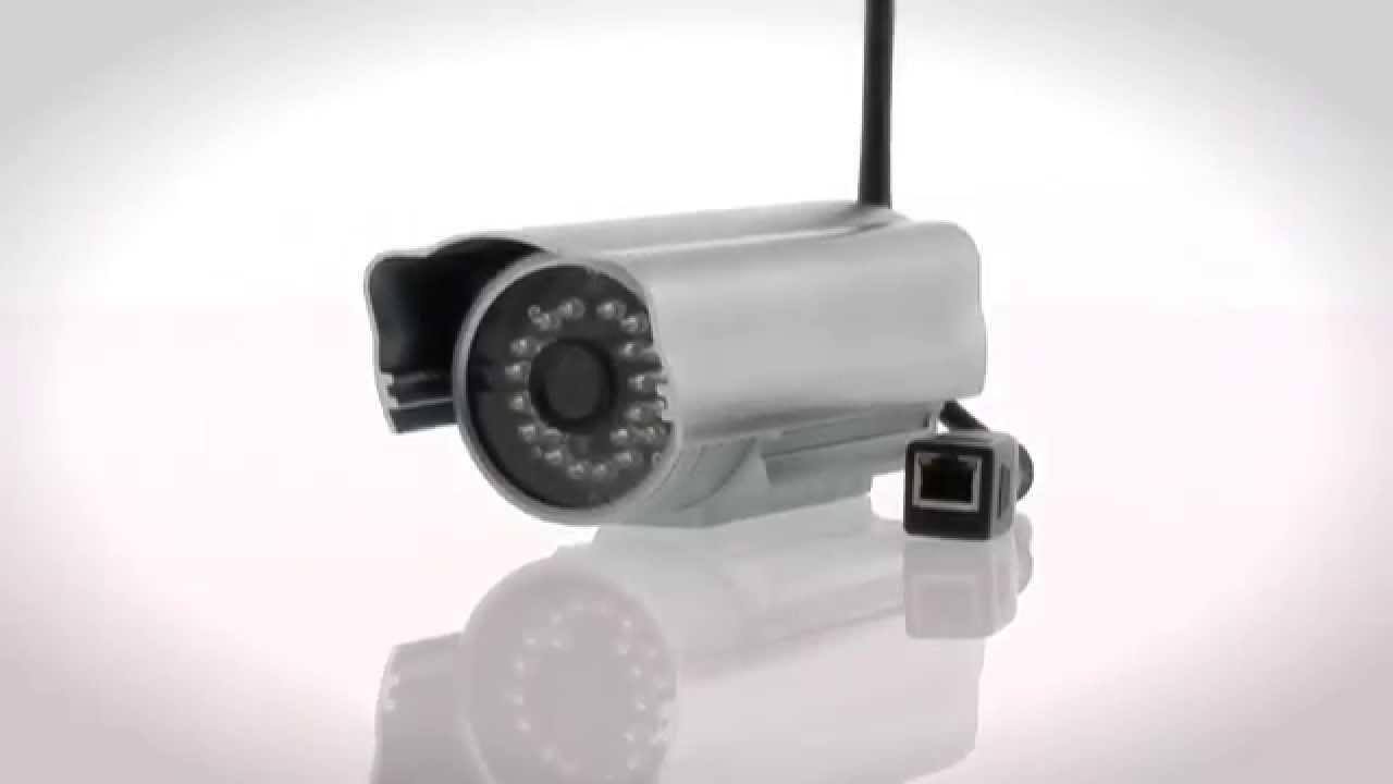 Maginon IP Security Camera - IPC 20 C (EN)
