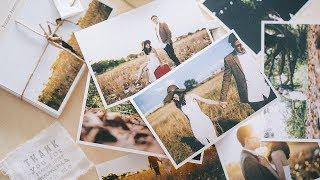 Слайд шоу из фотографий с музыкой на день рождения / юбилей / свадьбу / заказать