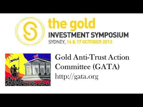 Gold Investment Symposium 2013 Interview Series w/ Chris Powell