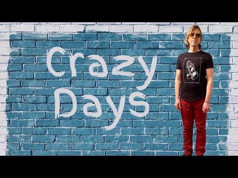 Forrest Hill - Crazy Days (Official Lyric Video)