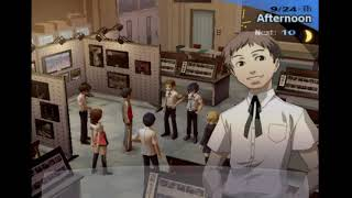 Shin Megami Tensei : Persona 3 FES -118- All the Voices