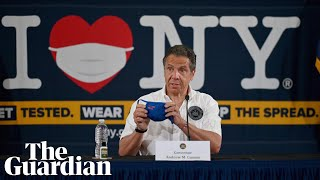 Coronavirus: Cuomo to sign 'no mask, no entry' order for New York businesses