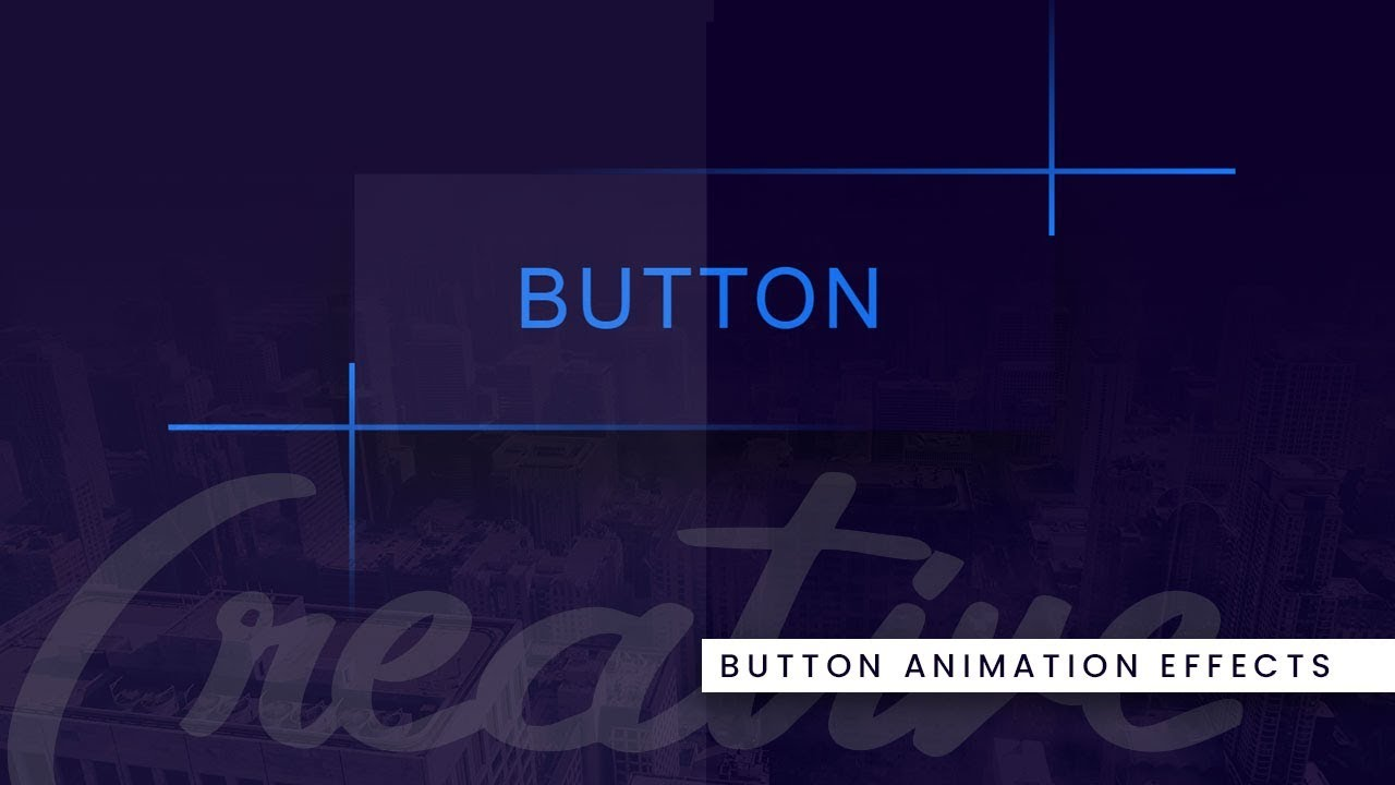 Creative Button Animation Effects | CSS Snake Border Animation