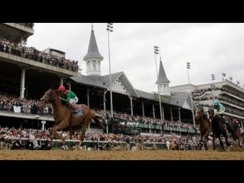 Jockey John Velazquez on preparing for the Kentucky Derby