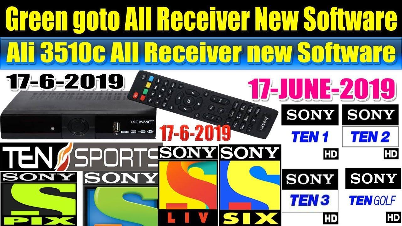 All Green GOTO New Software Ali 3510C New Software 17 JUNE 2019