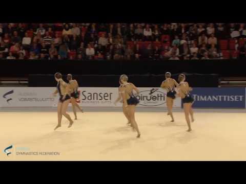 Team Nova Soro GC, DEN - AGG World Championships 2017 Helsinki
