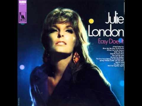 Julie London - Light My Fire 1969