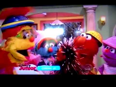 The Furchester Hotel Coming Up - Disney Junior Asia