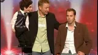 Michael Harrison - America's Got Talent