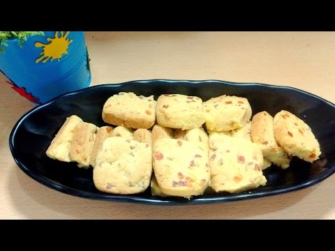 Karachi Biscuits| Tutti Frutti Biscuits | Hyderabadi Biscuits | Quick and Easy