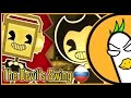 RUS COVER Bendy And The Ink Machine FANDROID Song The Devil S Swing На русском mp3